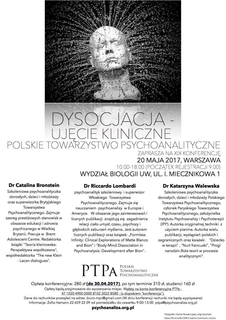 Pracownia Psychoterapii w Dialogu zaprasza na konferencję